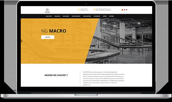 NG Macro Otomasyon